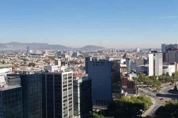En la Ciudad de México se espera una temperatura máxima de 25 a 27 grados Celsius y mínima de 9 a 11 grados. Foto: Especial