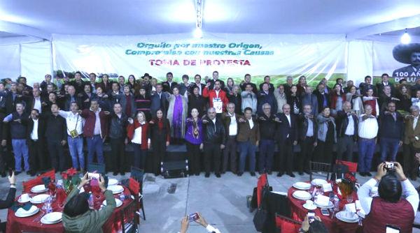El líder cenecista aseguró que desplegarán una estrategia social, productiva y política en las 32 entidades del país.