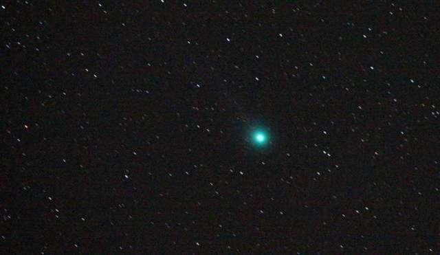 El cometa 46P/Wirtanen pertenece usualmente a la órbita de Júpiter, sin embargo, cada cinco años y medio abre su trayectoria para pasar cerca de la Tierra. Foto: Especial