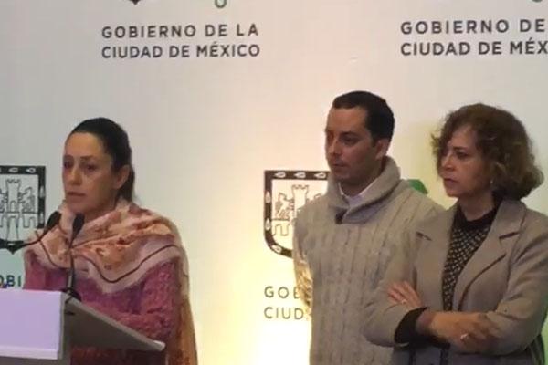 Rodrigo Dosal fue presentado como titular de  IndeporteCDMX. FOTO: ESPECIAL