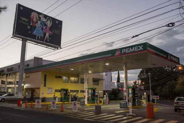 La mayoría de las gasolineras operan de manera normal. Foto: Archivo | Cuartoscuro