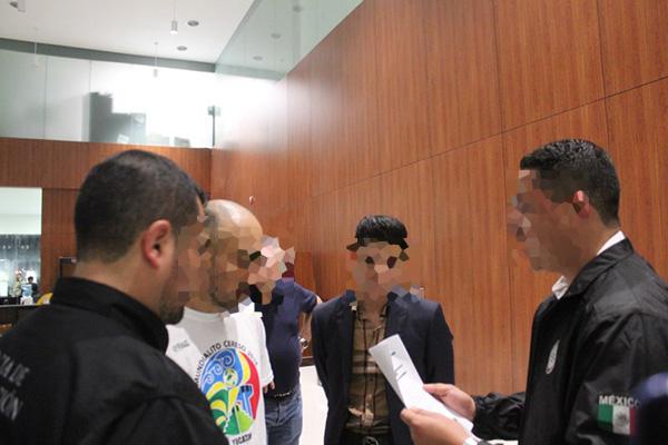 La Fiscalía General del Estado (FGE) intentó acusar a Medina Rojas por el delito de falsificación de documentos.  FOTO: ESPECIAL