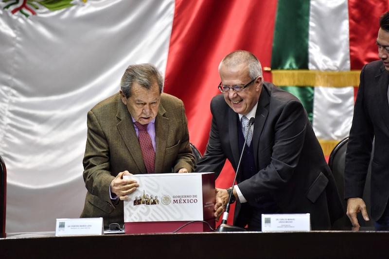 El nuevo gobierno planteó recortes significativos en los presupuestos de los organismos reguladores. Foto: Edgar López / El Heraldo de México