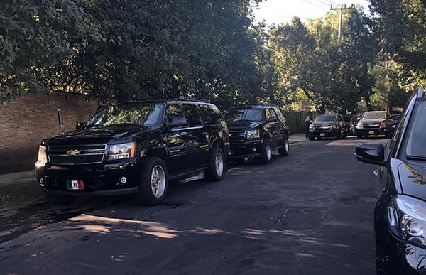 De acuerdo con vecinos de la zona, la vigilancia se intensificó durante las últimas semanas y comenzó de nuevo el movimiento de elementos de seguridad en los alrededores.