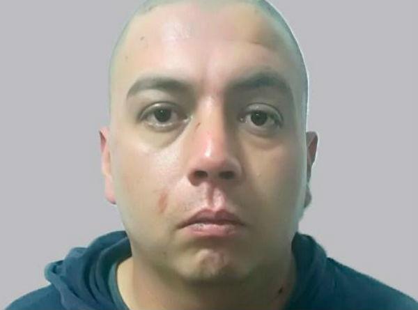 El ahora sentenciado lesionó con un arma punzocortante a su esposa ocasionándole la muerte y luego asfixió a sus dos hijas  Foto: Fiscalía