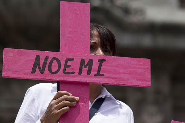 Combatirán la violencia de género. FOTO: CUARTOSCURO