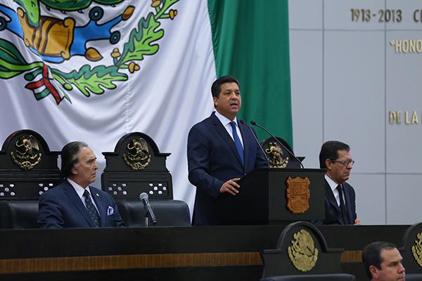 El mandatario calificó como absurdo el recorte presupuestal que la Federación realizó en los estados y municipios. FOTO: NOTIMEX