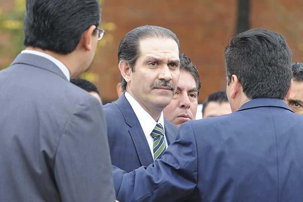 Padrés Dagnino denunció atropellos en el  proceso de su padre. FOTO: CUARTOSCURO