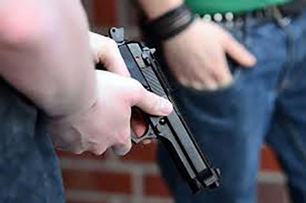 El pasado 22 de noviembre un grupo de presuntos huachicoleros disparó contra cuatro policías municipales en la misma comunidad.  FOTO: ESPECIAL