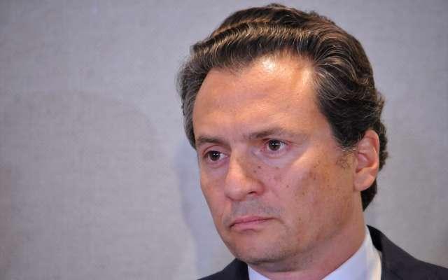 Emilio Lozoya, quien recibió presuntamente sobornos