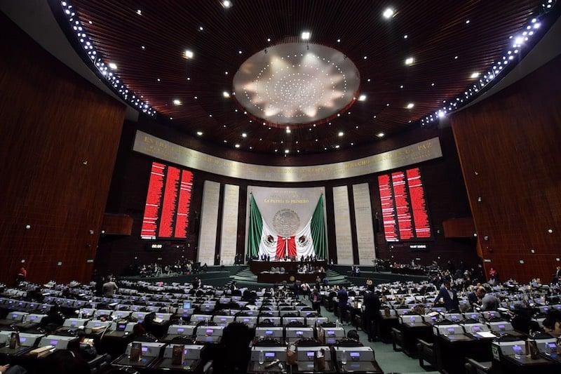 Cámara de Diputados, El Heraldo de México.