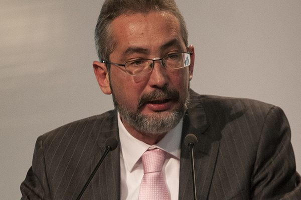 Óscar Guerra Ford, comisionado del INAI. FOTO: CUARTOSCURO