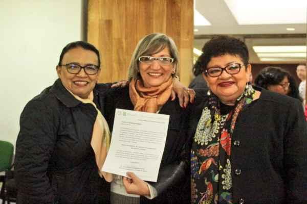 Cabe mencionar que este instituto se convertirá en la Secretaría de las Mujeres, una propuesta de la campaña electoral. Foto: @InmujeresCDMX