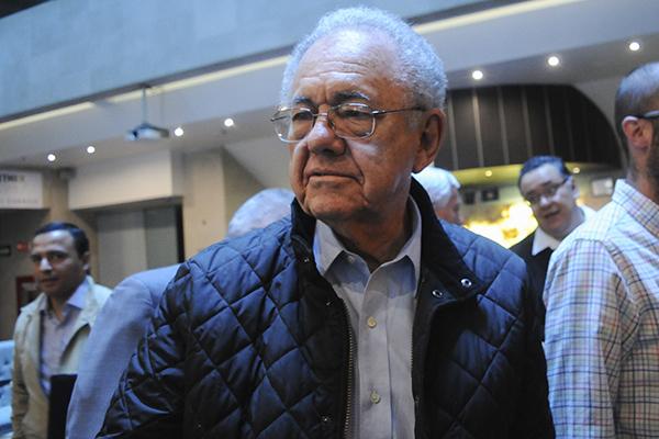Andrés Manuel López Obrador expuso que era un tema que aún no se define. FOTO: CUARTOSCURO