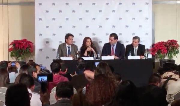 Al menos 100 medios se acreditaron para cubrir la reaparición de Kate del Castillo en la CDMX