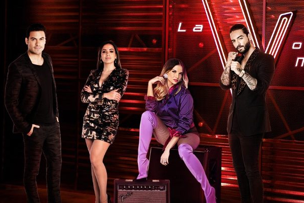 """La gran final de """"La voz… México"""" se llevará a cabo este domingo. FOTO: ESPECIAL"""