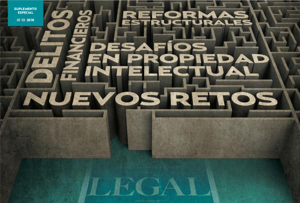 2019, un año desafiante en diverso temas legales