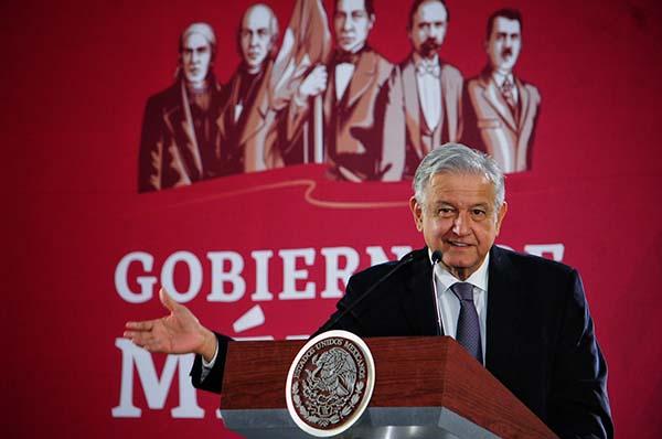 En su conferencia de prensa matutina, López Obrador dijo que esto era un exceso pero que se trata de un asunto del cual el que debe de actuar es el gobierno de Chiapas. FOTO: CUARTOSCURO