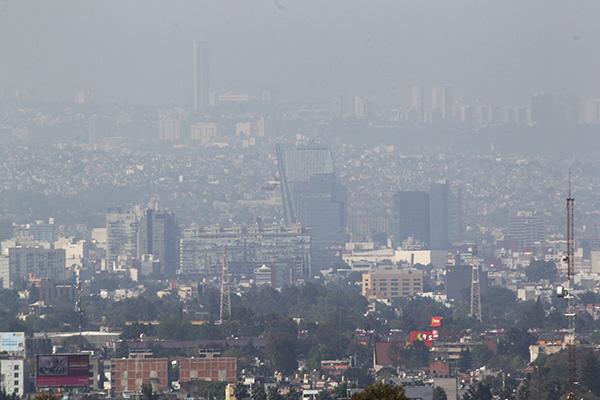 Ayer, la Comisión Ambiental de la Megalópolis (Came) suspendió la Fase 1 de Contingencia Ambiental por partículas suspendidas. FOTO: NOTIMEX