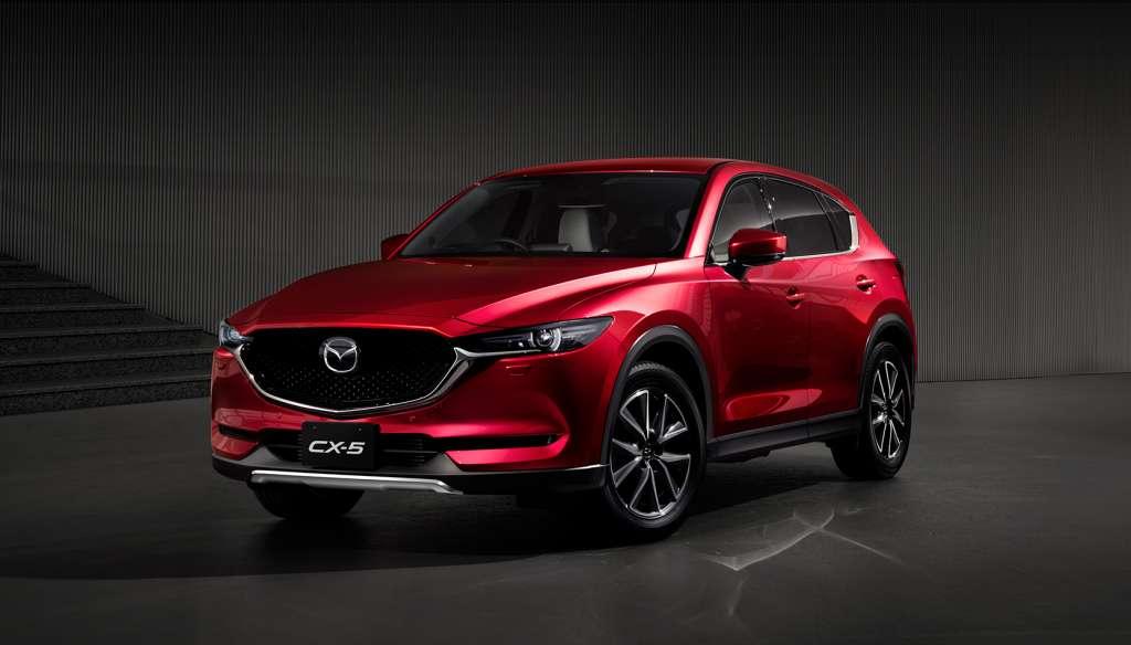 FUERZA Y DISEÑO. La automotriz realizó mejoras en toda la línea de la Mazda CX-5.