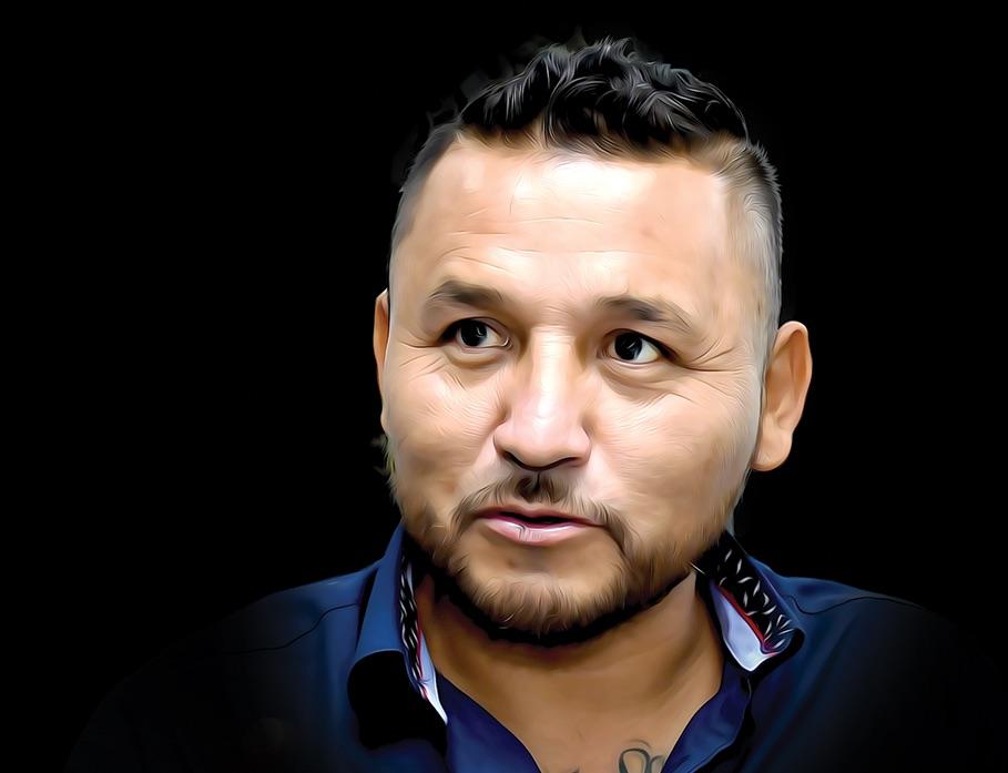 Pedro César Carrizales Becerra,