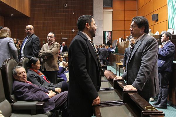 Mario Delgado compartió el mensaje del Ministerio Público General en el que se informa sobre el inicio de la investigación sobre el accidente y que se trabajará con los familiares.FOTO: NOTIMEX