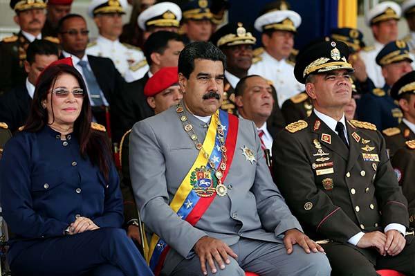 Más temprano, el nuevo secretario de Relaciones Exteriores, Marcelo Ebrard, informó que el presidente de la República Bolivariana de Venezuela, Nicolás Maduro, no asistirá a la toma de posesión de Andrés Manuel López Obrador. FOTO: NOTIMEX