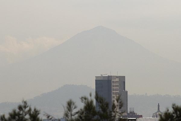 En la Ciudad de México predominará el cielo nublado. FOTO: CUARTOSCURO