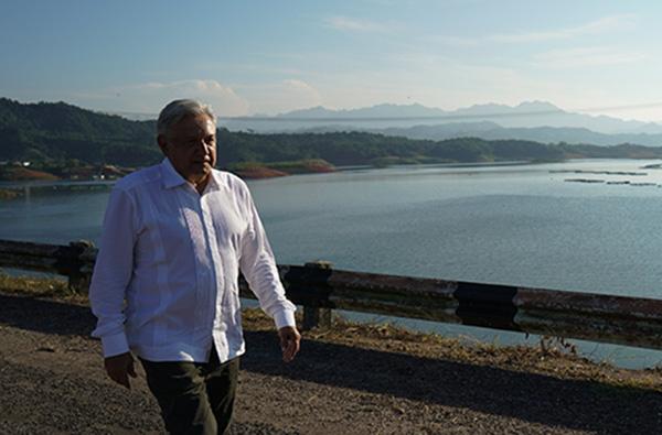El presidente Andrés Manuel López Obrador. FOTO: NOTIMEX