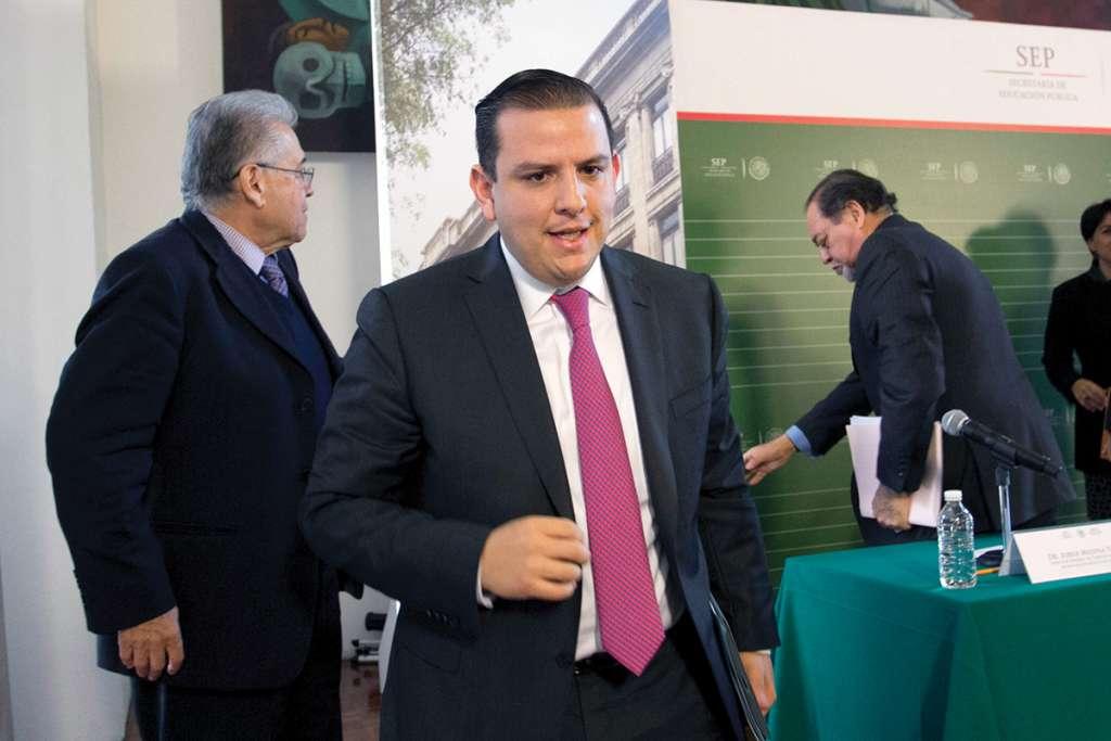 Fernando Galindo expone que no será nada fácil adecuar el gasto del siguiente año. Foto: Especial.