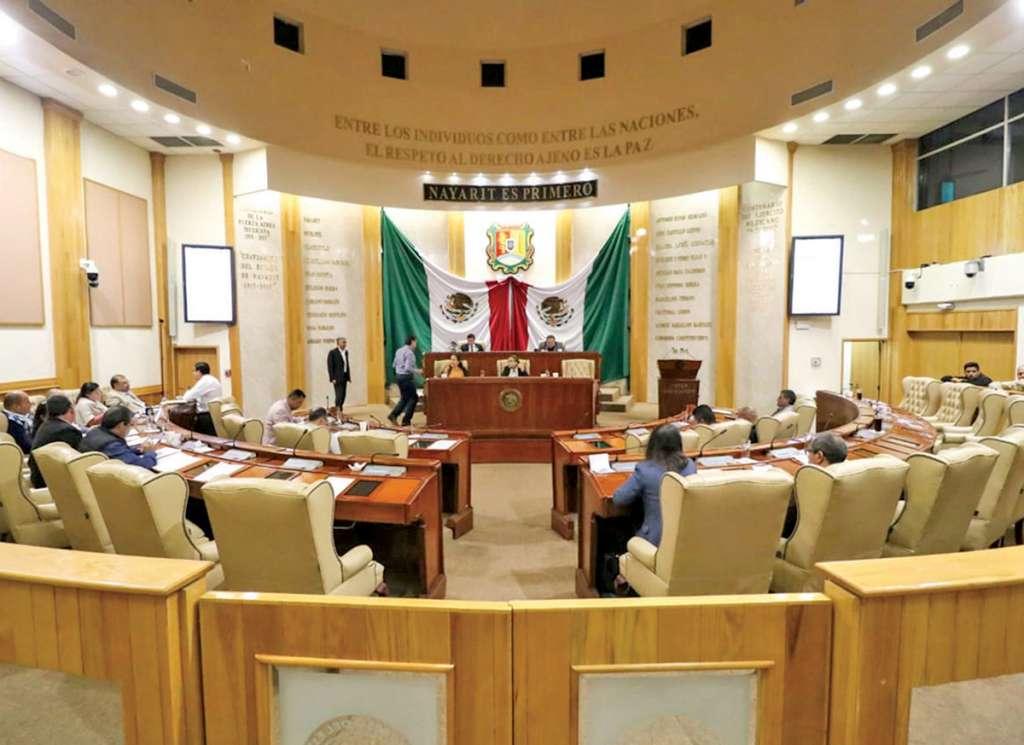 Ayer se aprobó la declaratoria de procedencia (desafuero). Foto: Especial.