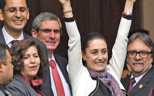 Claudia Sheinbaum Pardo es la primera jefa de Gobierno constitucional; sus antecesores fueron regulados por el estatuto.
