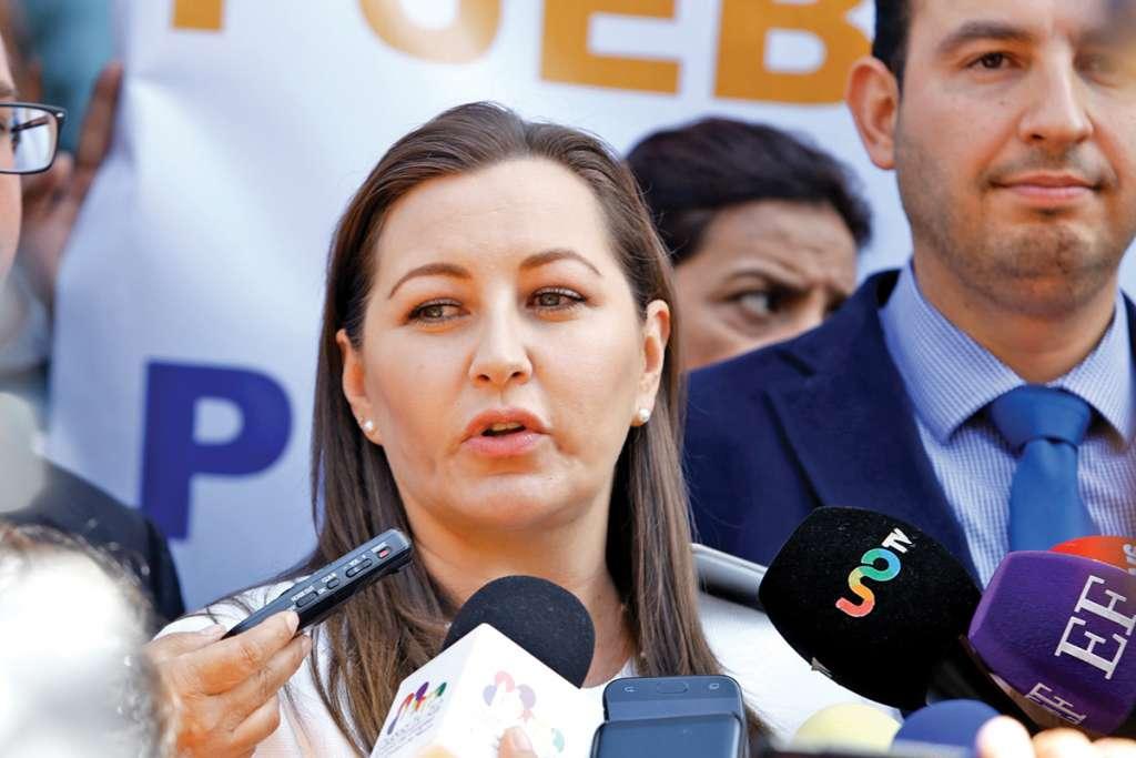 Martha Erika Alonso se convertirá en la primera mujer en gobernar Puebla. Foto: Enfoque