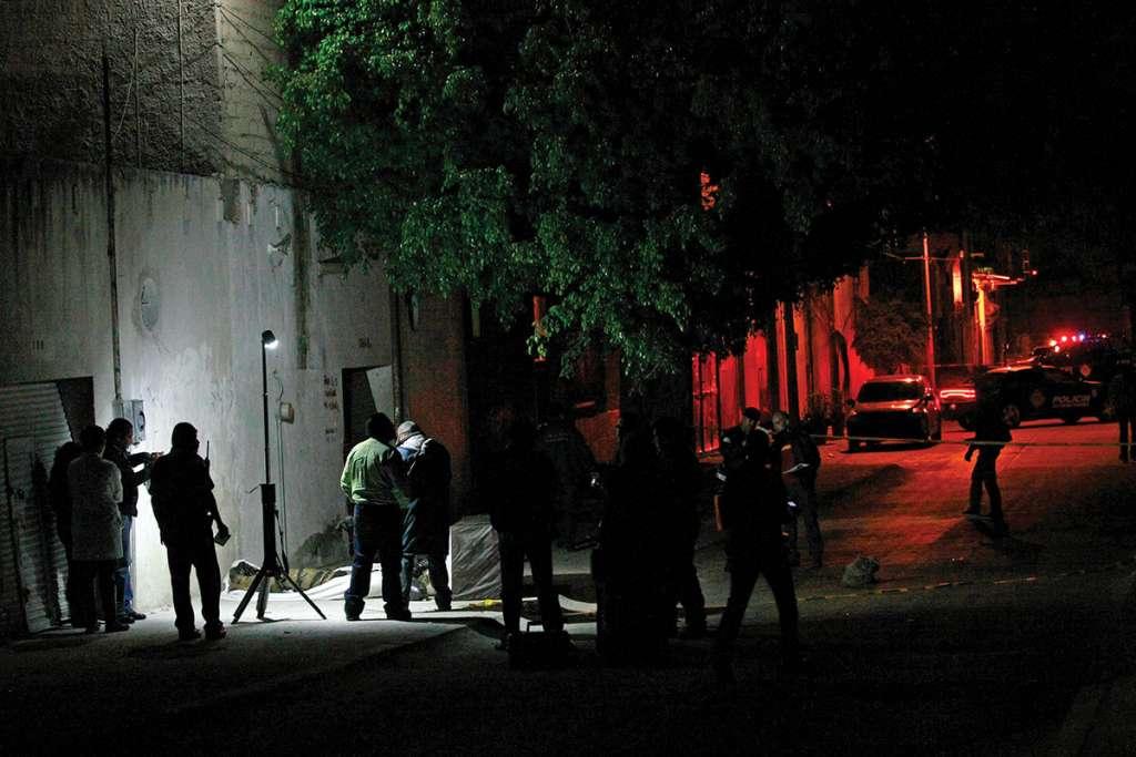 Un promedio de 3.6 homicidios cada día ocurrieron en el sexenio de Aristóteles Sandoval, que hoy concluye. FOTO: ELEAZAR TORRES /CUARTOSCURO.COM