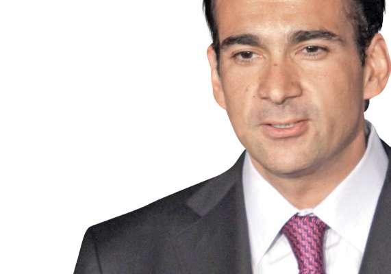Luis Armando Melgar, nuevo presidente de Banca de Gobierno de Banco Azteca, fue secretario de la Comisión de Hacienda y Crédito Público en la Cámara alta.  FOTO: SÁSHENKA GUTIÉRREZ CUARTOSCURO.COM