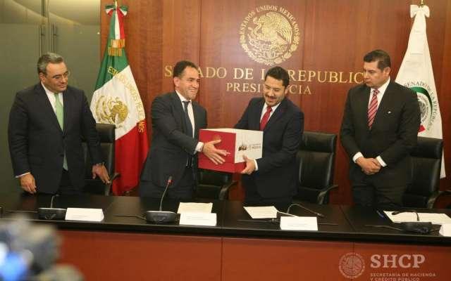 El PEF sugiere un total de un billón 54 mil millones de pesos como gasto programable para el Instituto Mexicano del Seguro Social (IMSS)