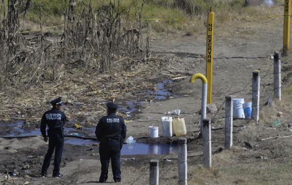 El director de Pemex dijo que se combatirá ese delito en todo el país