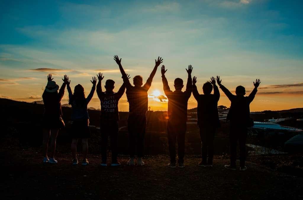 Se conmemora el Día Mundial de los Derechos Humanos. Foto: Min An