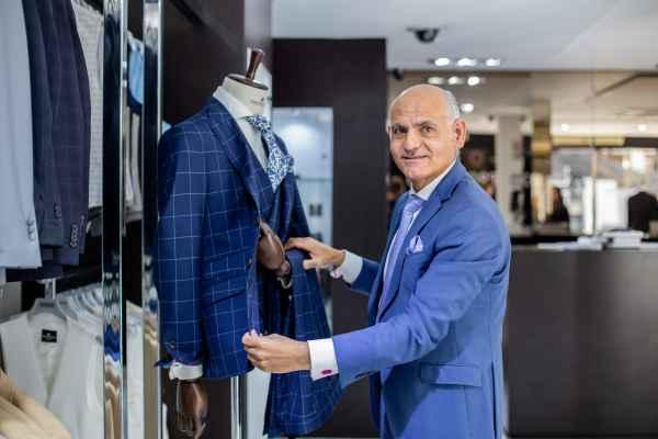 Vestidos formales hombre 2019