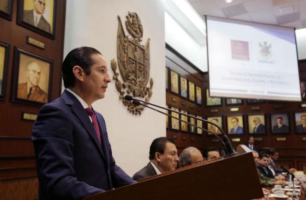 Querétaro cumple así con el Plan Nacional de Paz y Seguridad 2018-2024 presentado por el Presidente de la República. Foto: Especial