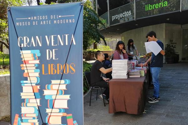 Este fin de semana recintos culturales ofertan sus libros. FOTO: ESPECIAL