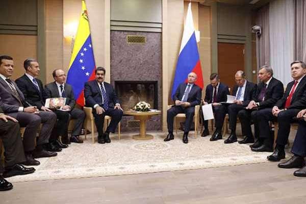 Poco antes del encuentro entre los dos dirigentes, el portavoz del Kremlin, Dimitri Peskov, afirmó que las