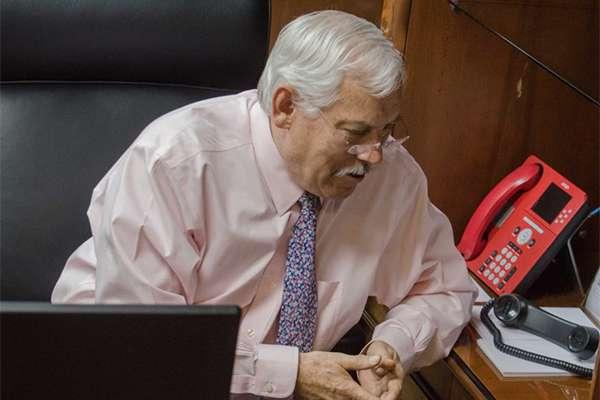 Víctor Villalobos Arámbula, titular de la Secretaría de Agricultura y Desarrollo Rural. FOTO: ESPECIAL