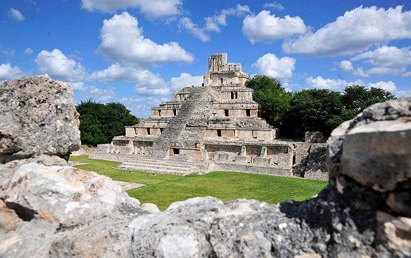 Indígenas de diferentes comunidades de Campeche participarán en el Ritual de los Pueblos Originarios a la Madre Tierra para Anuencia del Tren Maya. FOTO: NOTIMEX