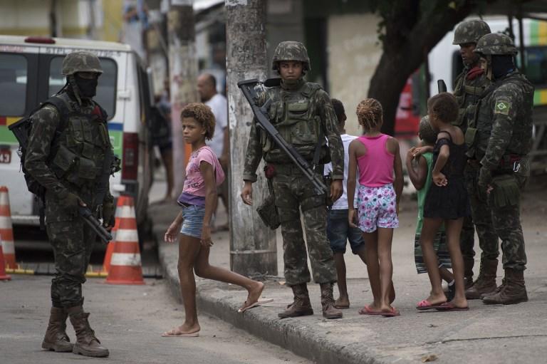 Se trata de una de las medidas que el gobernador Wilson Witzel realizó en campaña. Foto: AFP
