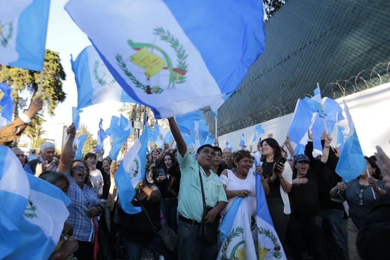 El fin de semana, Guatemala intentó impedir el ingreso del investigador colombiano Yinel Osorio. Foto: AFP.