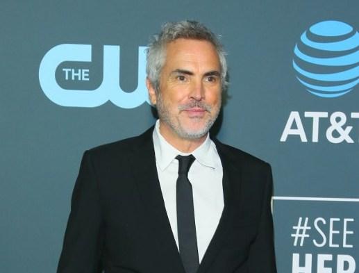 Alfonso Cuarón  es el Mejor Director en los Premios Critic Choice Awards. Foto: AFP