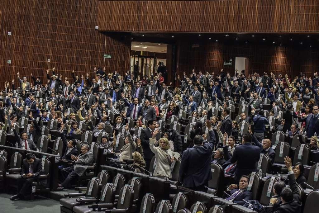 Cámara de Diputados periodo de sesiones. FOTO: CUARTOSCURO
