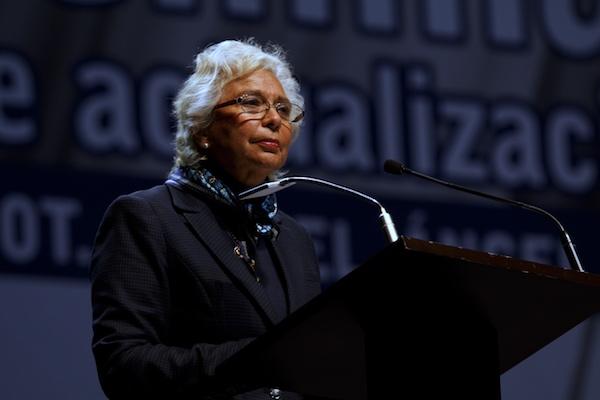 Sánchez Cordero cuenta con dos propiedades. Foto: Cuartoscuro