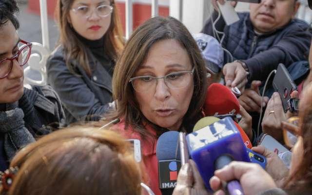 Nahle dijo que  por primera vez, el gobierno federal esta combatiendo un delito FOTO: ARCHIVO/ NOTIMEX
